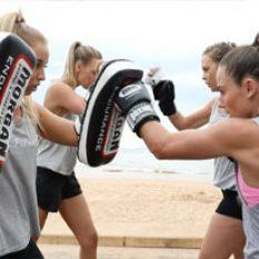 Bayanlara Özel Kick Boks